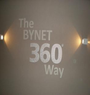 the bynet 360 way - שילוט פנים לעסקים